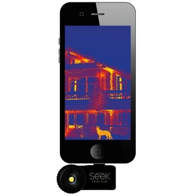 Тепловизор SEEK THERMAL XR НА IOS