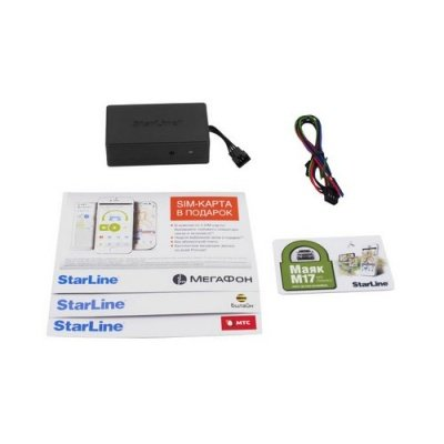 GPS-маяк StarLine M17 StarLine - Techyou.ru