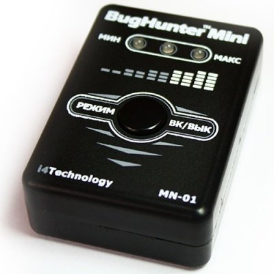 "Детектор жучков ""BugHunter Mini"" i4technology - Techyou.ru"